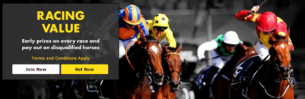 Bet 365 Horse Racing Value