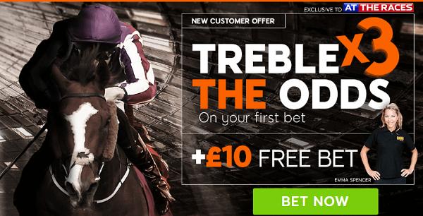 Horse Racing Tomorrow Free Bet
