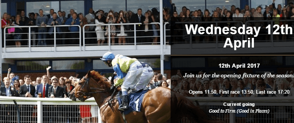 Next Nottingham Horse Racing